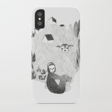 Tales from the sea Slim Case iPhone X