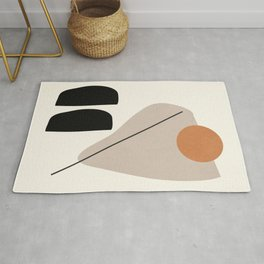 Abstract Shapes 61 Rug