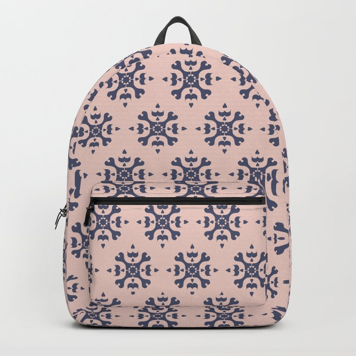 Romantic Azulejos Backpack
