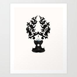 means Art Print