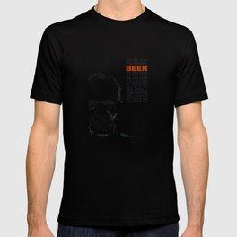 beer&bukowski T-shirt