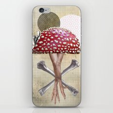 Mangez Moi ! iPhone & iPod Skin