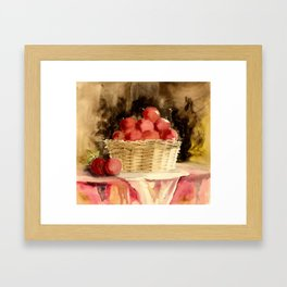 Just For You Framed Art Print