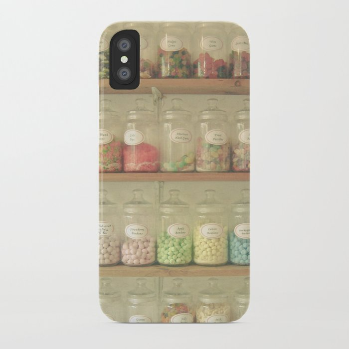 Sweet Shop iPhone Case