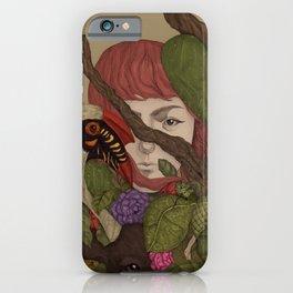 Nemophilist iPhone Case