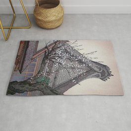 Blossom Town Square Rug