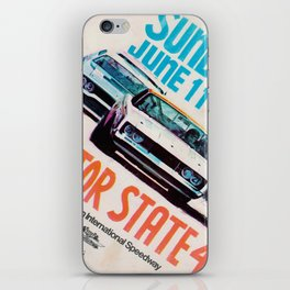 Motor State iPhone Skin