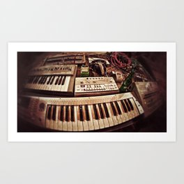 This Is Techno - Part 2 Art Print