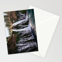 Burney Falls Panorama Stationery Cards