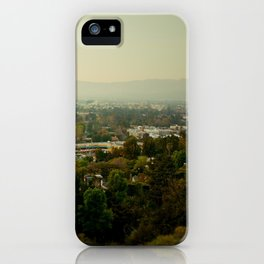 City Capture iPhone Case
