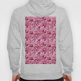Pug Camouflage Pink Hoody