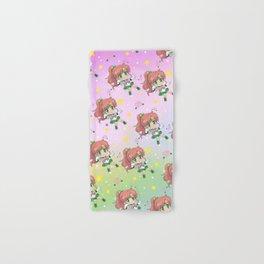 Sailor Jupiter Pattern Hand & Bath Towel