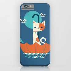 Umbrella Cat Slim Case iPhone 6s