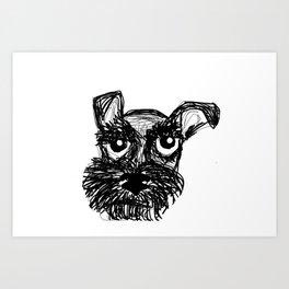 Toto Art Print