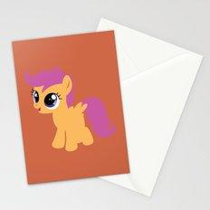 Scootaloo Stationery Cards