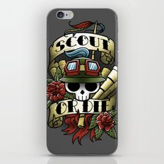 On Duty iPhone & iPod Skin