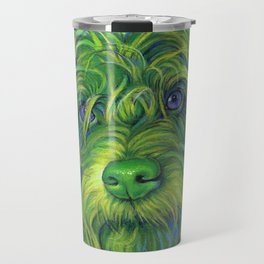 Green George Travel Mug