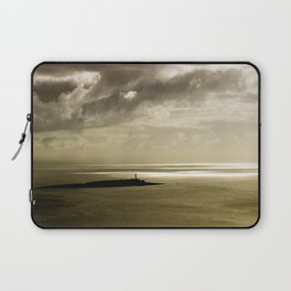 Dusk at Pladda Island Laptop Sleeve