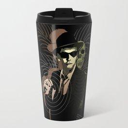 G-Man on Holiday Travel Mug