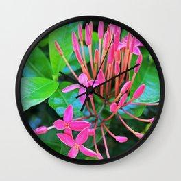 It's Pink Wall Clock