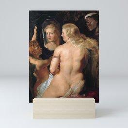 Peter Paul Rubens - The toilet of Venus Mini Art Print
