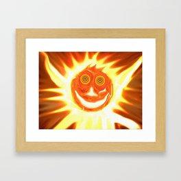 MeYoCa Framed Art Print
