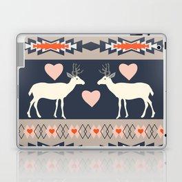 Romantic deer Laptop & iPad Skin