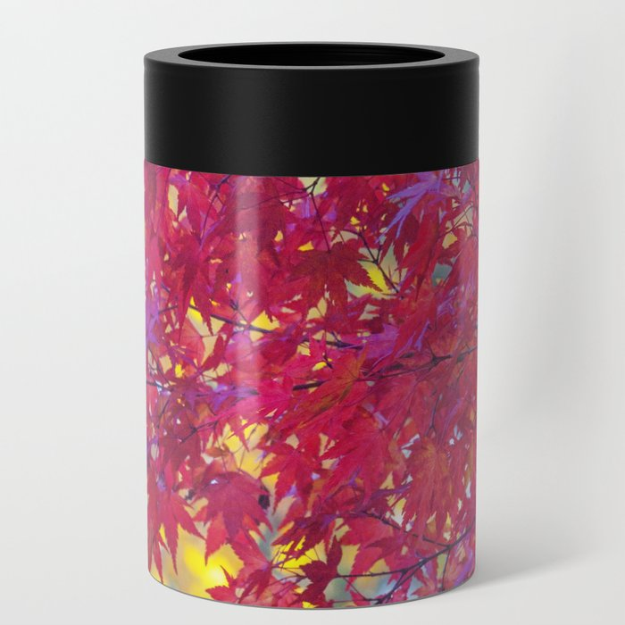 Maple in the Fall Can Cooler