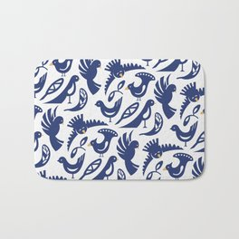 Feather tribe Bath Mat
