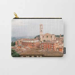 View of Perugia | Umbria Italy | Fine art travel art Europe Carry-All Pouch