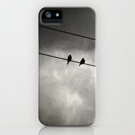 The Trace 11.25 iPhone Case