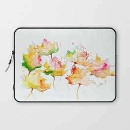 Leaves of Change Laptop Sleeve
