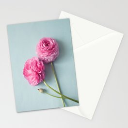 Ranunculus Love Stationery Cards