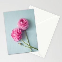 Ranunculus Love Stationery Cards