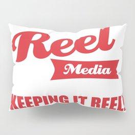 Reel Media Pillow Sham