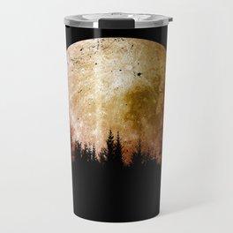 luna de sangre Travel Mug