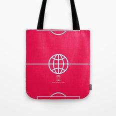 Universal Platform (Outlined) Tote Bag