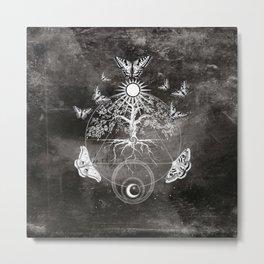 Awaken Persephone Metal Print