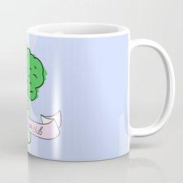 broccoli fan club Coffee Mug