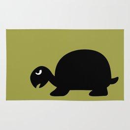 Angry Animals: Tortoise Rug