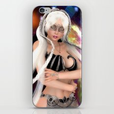 Behind the Mask..who do you love iPhone & iPod Skin