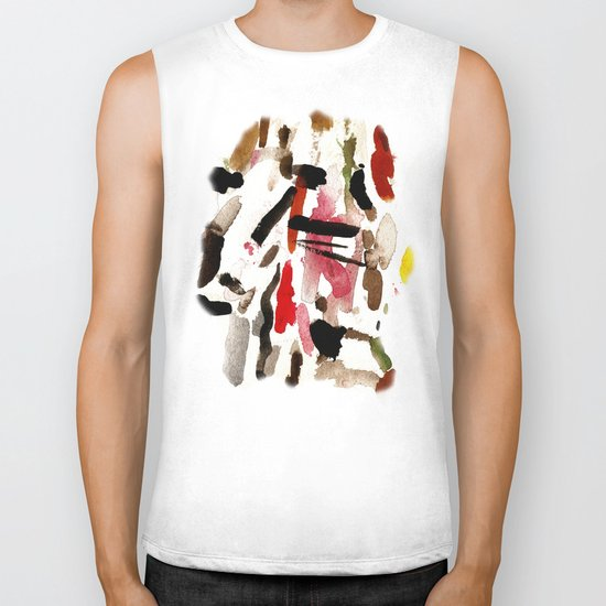 BLACK INVADERS Biker Tank
