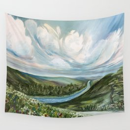 Tennessee River Wall Tapestry