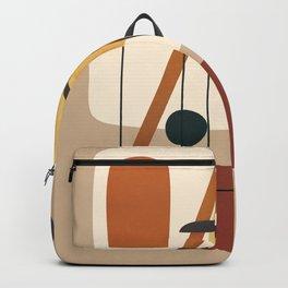 Abstract Shapes No.17 Backpack