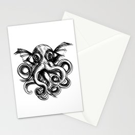 Cthulu Stationery Cards