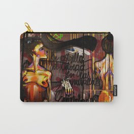 Wall Art Females Carry-All Pouch