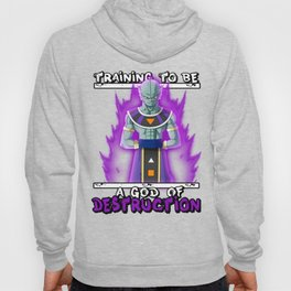 Training to be a God of Destruction - Geene Hoody