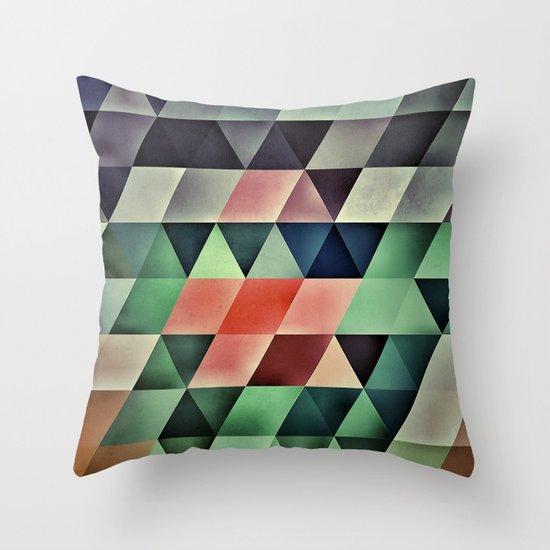 ZERO SIX SIX EIGHT Throw Pillow