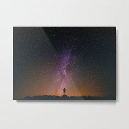 starry night_36 Metal Print