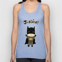 Baby Justice Unisex Tank Top